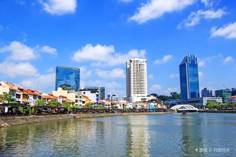 싱가포르 강1