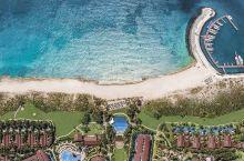 年度7折大促,四大两小住皇家海景泳池别墅,到章子怡去过的酒店奢华玩三亚