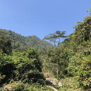 都庞岭旅游景点攻略图