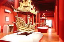 勃固旧皇宫的博物馆,收藏了各个时期的王室用品和古代雕刻,是了解古都历史最好的方式