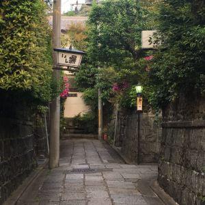 石塀小路旅游景点攻略图
