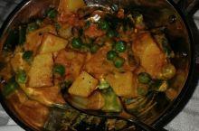 品尝印度菜