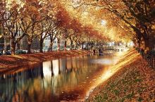 欧洲的秋天—德国,杜塞尔多夫