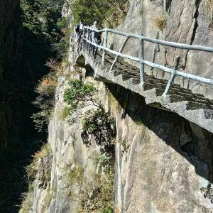 西海大峡谷旅游景点攻略图