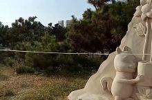 海阳十里金滩沙雕