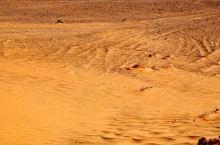 一个男孩在三毛住的撒哈拉沙漠 摩洛哥网红地之一 每想你一次,天上飘落一粒沙,从此形成了撒哈拉;——