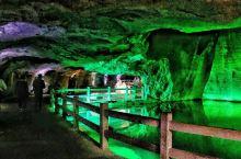 浙江的这个千年历史的巨大人工洞 灯光一打 堪比天然溶洞
