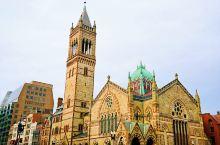 #网红打卡地#波士顿老南教堂
