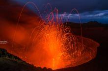 上帝的焰火在这里绚烂,火山的磅礴