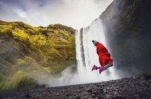 冰岛最大的瀑布——斯科加瀑布