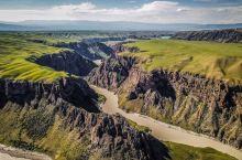 壮美峡谷 新疆喀拉峻
