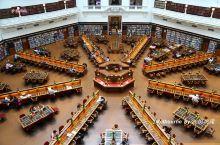 """维多利亚州立图书馆,墨尔本的第一""""网红"""""""