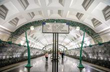 莫斯科那些好看的地下艺术殿堂