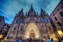 巴塞罗那大教堂