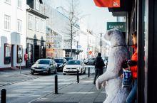 可能是整个冰岛最繁华的街道
