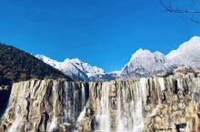 美得震撼的玉龙雪山
