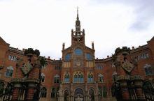巴塞罗那圣十字圣保罗医院