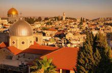 世间之美若有十分,九分在耶路撒冷