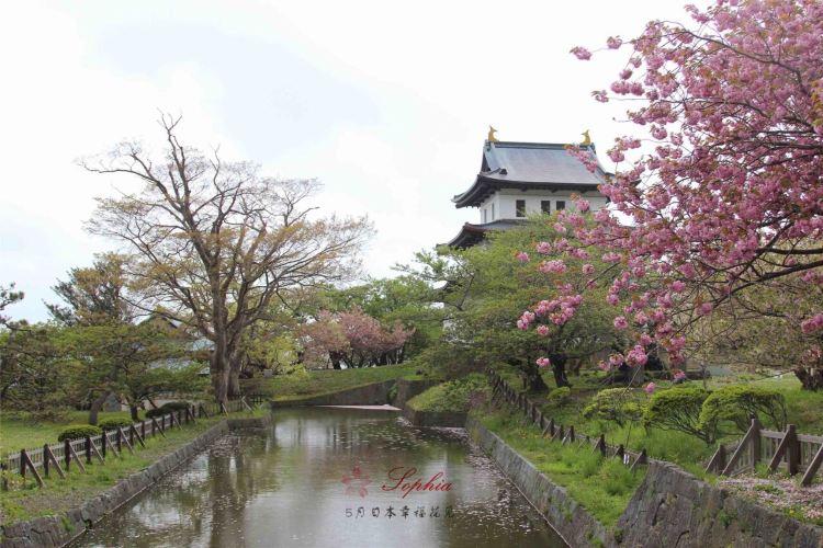Matsumae Castle1