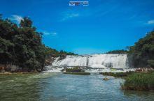 #向往的生活#西游记的取景地之一——陡坡塘瀑布