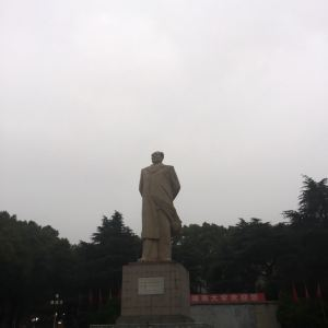 湖南大学旅游景点攻略图