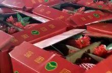 湛江麒麟西瓜正在打包,准备发往江苏市场