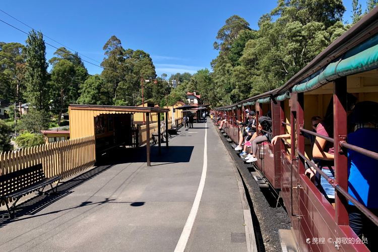 Puffing Billy Railway4