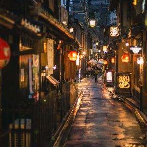 先斗町旅游景点攻略图