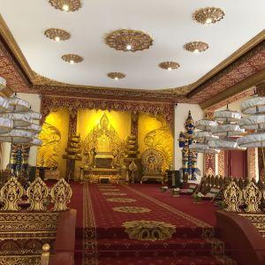 傣王宫遗址旅游景点攻略图