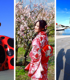 [高松游记图片] 日本香川县,一场有关濑户内的文艺之旅
