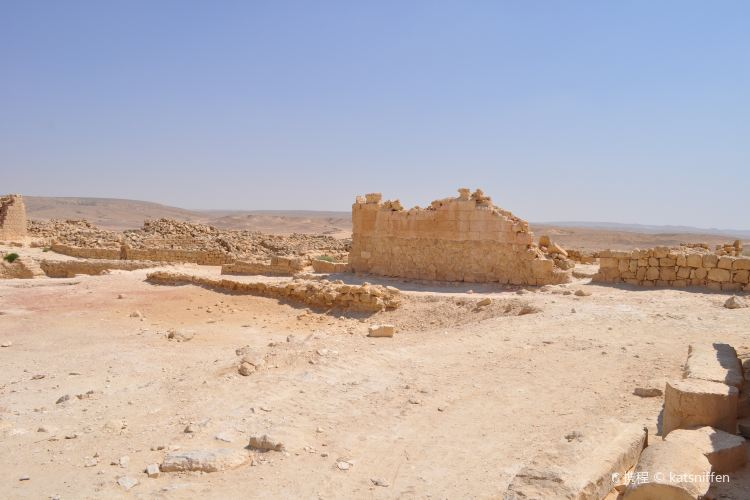 Incense Route - Desert Cities in the Negev 4
