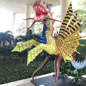 坎昆玛雅博物馆旅游景点攻略图