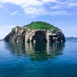 长海游记图文-台风过后大连哈仙岛又开门迎客,我是第一批哈仙岛游客