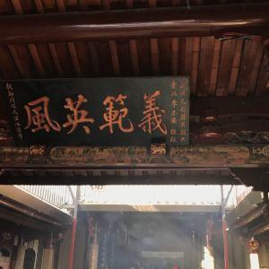 关岳庙旅游景点攻略图