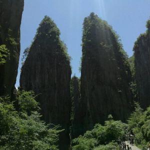 双子峰旅游景点攻略图