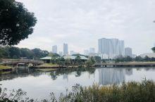东京小众景点 - 你不知道的浜離宮!