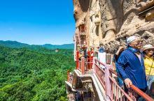 它是中国四大石窟之一,几乎未遭盗掘,其中一窟极为神秘