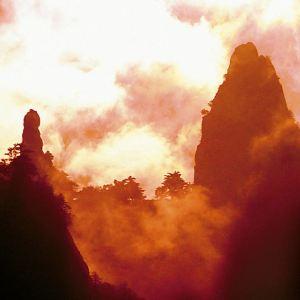 尧山风景区旅游景点攻略图