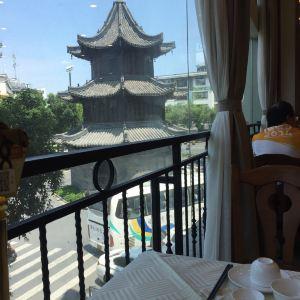 怡园饭店餐厅旅游景点攻略图