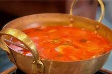 吃在大连-咖喱牛腩、菠萝饭、明炉鲈鱼、冬阴功汤...吃起来还是蛮饱的~