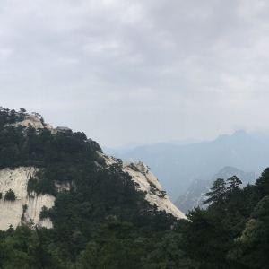 华山风景名胜区-直通车乘车点旅游景点攻略图