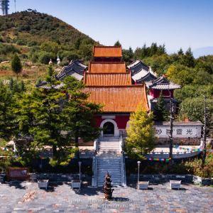 百花山自然保护区旅游景点攻略图