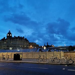 爱丁堡游记图文-英国 - 深秋的味道