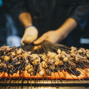 西安游记图文-长安美食十二时辰丨愿每个时辰都有美食温暖