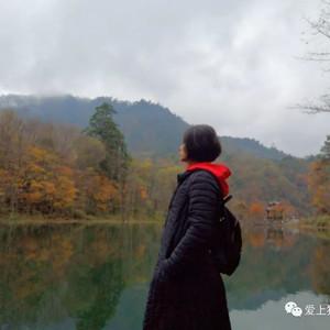 天全游记图文-秋色之喇叭河篇