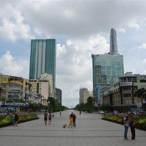 胡志明广场旅游景点攻略图