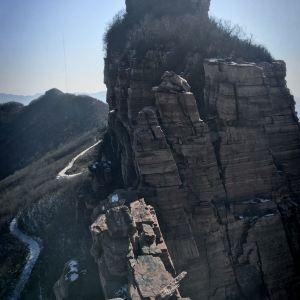 嶂石岩旅游景点攻略图