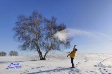内蒙古乌兰布统冬雪游记