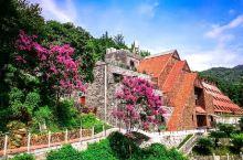值得一去的酒店——都江堰上境灵岩森林酒店  酒店依山而建,绿植很多,空气清新,坐在林间喝茶打牌摆龙门
