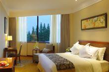 值得一去的酒店——青城山隐秀尚庭酒店  房间非常好,院子也很大,早餐后再院子逛了一圈,很有南国庭院的